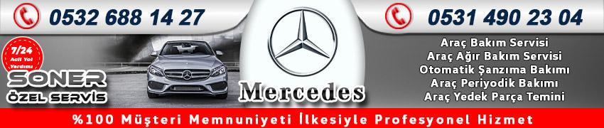 Soner Oto Mercedes Servisi