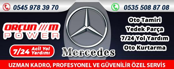 Orçun M Power Mercedes Servisi
