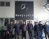 Hasyıldız Otomotiv Mercedes Servisi